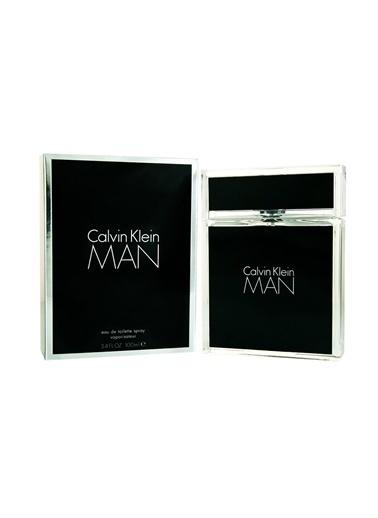 Calvin Klein Man Edt 100Ml Erkek Parfüm Renksiz